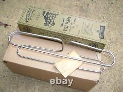 1950 Auto Nos Vidi-tenna Super Antenne Aérienne Vintage Chevy Ford Rat Hot Rod