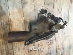 20 D'origine Bovey Système De Chauffage D'échappement -30s Vintage Pour Les Pièces / Restauration