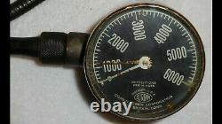 20s Corbin 6k Tachometre Tach 2-1 Ratio Speedster Prewar Race Car Scta Trog Lqqk