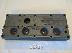 # 8 Ford Gpw Jeep Cj2a Cj3a M38 Willys MB L134 Moteur Moteur Culasse