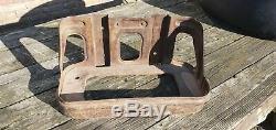 Accessoire Rare Porte Ww2 Jerry Peut Jerrycan Soe Sas Willys Jeep Ford Gpw Wd Etc.