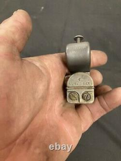 Accessoire Vintage Des Années 1930 Sous Dash Heater Switch Chevy Ford Bomb Og Gm