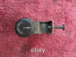 Accessoire Vintage Des Années 1930 Sous Dash On/off Light Switch Chevy Ford Bomb