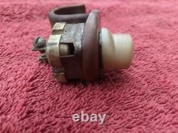 Accessoires Vintage Des Années 1930 Sous Interrupteur De Chauffage Sur / Hors Pression Chevy Ford Bomb