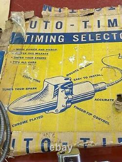 Accessoires Vintage Timing Auto-minuterie De Sélection Se Monte Sur Dash Ford Chevy Mopar