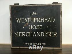 Anciennes Weatherhead Automobile Tuyau Raccords Boîte D'origine Métal 1933