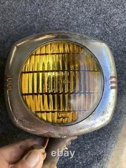 Années 1930 1940 Vintage Accessory Pioneer 145 Feu De Brouillard Chevy Ford Bomb Og Gm 50s