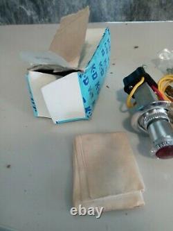 Art Déco Red Knob Yankee 760 Hazard Warning Dash Light Switch Mopar Ford Chevy