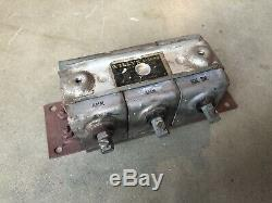 Boîte D'origine Filterette Solaire Willys MB A-5980 Ford Gpw Ww2 Jeep