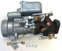 Carter Wo Carburetor Brand New (a1223) Willys MB Cj2a Ford Gpw Army Jeep 539