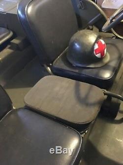 Centre Seat Console Jeep De MB 1941-1945 De Les