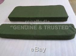 Chèques Od Coussin Canvas Set Pour Ford Jeep Willys MB Militaire Gpw 1941-1948