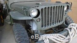 Début Petite Bouche Du Réservoir De Carburant A-1221 Fits MB Willys Jeep Ford Gpw La Seconde Guerre Mondiale