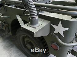 Ensemble De Poignée De Carrosserie Jeep Willys MB Ford Gpw G-503
