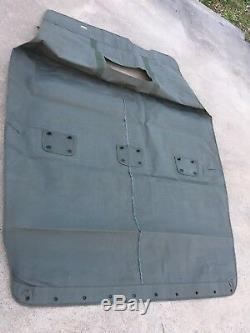 Ensemble Toile Et Coussin G-503 Jeep Willys Ford MB Gpw