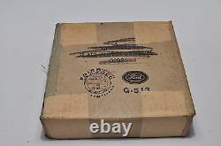Ford Gpw G503 Plaque D'appui De Chaussures De Frein Nos Ensemble De 2 Rare Jeep Ww2