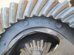 Ford Gpw Jeep Arrière End Ring & Pinion Gears F Script Pièces