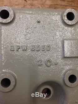 Jeep Ford Gpw Gpa Moteur Original Culasse G-503 G-504 # 4