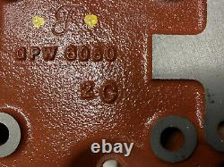 Jeep Ford Gpw Gpa Tête De Cylindre De Moteur D'origine G-503 G-504 #2c