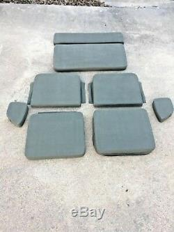 Jeep Willys MB Ford Gpw Complet Coussin Set G-503