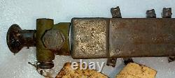 Jeep Willys MB Ford Gpw Dodge G503 Nos Push Pull Switch Avec 2 Étiquettes