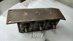 Jeep Willys MB Ford Gpw G503 Original Ww2 Émis Jeep Filtre Radio