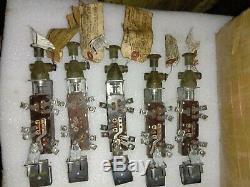 Jeep Willys MB Ford Gpw Ww2 G503 Nos Phares Push Pull Switch 5 Pièces Lot