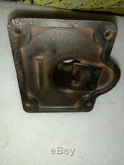 Jeep Willys MB Ford Gpw Ww2 G503 Transmission Plaque Supérieure F Marqué