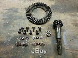 Jeep Willys MB Gpw Nos Disque Ring Et Kit Pignon Emballage D'origine G503