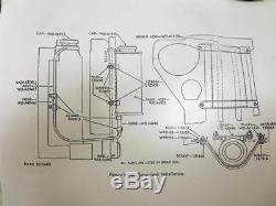 Kit De Refroidissement Du Désert MB Gpw Willys Ford Pour La Seconde Guerre Mondiale Jeep G503