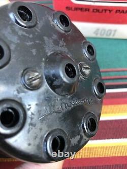Mallory Originale 4004 8 Cylindres Distributeur Bouchon Chevrolet Gm Ford 4001 Boîte