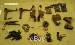 Militaires Seconde Guerre Mondiale Ford Gpw Parties Jeep Nos Lot 41 42 43 44 45 46 Des Ressorts De Broche Cj2a