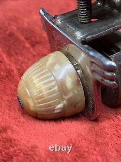 Nice Vintage Accessoire Sous Dash Heater Switch Low Rider Bomb Hot Rod Rat Og