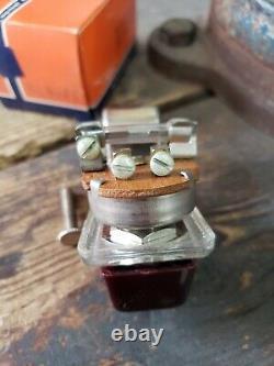 Nos 1930s 1940s 1950s Accessoire Sous Dash Fog Light Switch Cathédrale Bombe