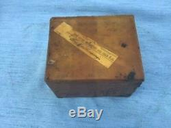 Nos Jeep Ford Script Blackout Drive Lumière Scellée Ib Ford Gpw 13152 Willys A 6145