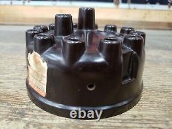 Nos Original 1930's Lincoln 12 Cylinder V12 Distributeur De Moteur Cap Keen Kutter