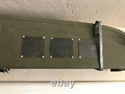 Orig Willys MB Ww2 Army Slat Grill Jeep Dash Data Plates Speedomètre Ford Gpw