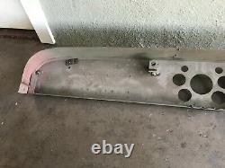 Original Ww2 Willys MB Slat Grill Army Jeep Dash Cowl Section Ford Gpw Airborne