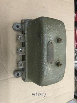 Origine Précoce Autolite Régulateur De Tension Ford Gpw Willys MB Seconde Guerre Mondiale Jeep