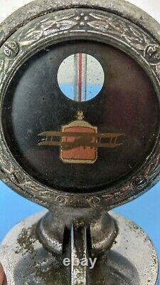Packard Boyce Motormeter Température Gauge Radiateur Cap Hotte Ornement W Plan