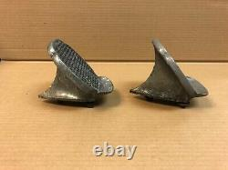 Pair D'origine Accessory Rumble Seat Steps S'adapte Ford Chevrolet Buick Rat Rod