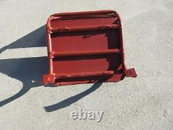 Passenger Seat Frame S'adapte Willys Jeep MB Gpw Ford