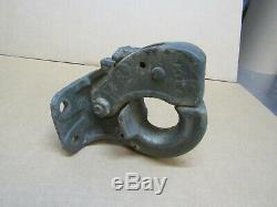 Pintle Hitch Seconde Guerre Mondiale Cocardes Originale Fit Willys MB Ford Gpw Jeep (bb57)