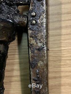 Pistolet Graisseur Alemite Seconde Guerre Mondiale Pour Ford Gpw Willys Jeep G503 Conditon 6593
