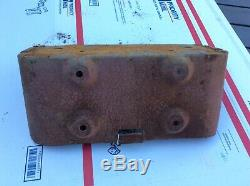 Plateau Originale Jerry Can Support Ford Gpw Willys MB Seconde Guerre Mondiale Jeep # 1