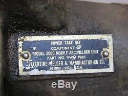Prise De Force Entraînement Mobile Seconde Guerre Mondiale Soudeur Convient Willys MB Ford Gpw Seconde Guerre Mondiale Jeep Cj2a (bb24)