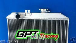 Radiateur Ford 1941-1952 Aluminum Gpw 1942 1943 1944 1945 1946 1947 1948 1950