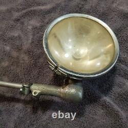 Rare Début Des Années 1930 Gm Safetylight Spotlight Safety Light Accessory Sportlight 32