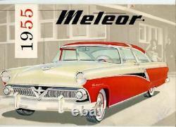 Rat Rod 1955 Ford Meteor Grille Rare 1958 Ford Customline Star Australie Modèle
