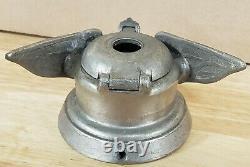 Rayons! Ancien Modèle Easyfill Chevrolet-v Kingsley Miller Radiateur Cap